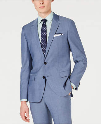 HUGO BOSS HUGO Men's Slim-Fit Pin-Dot Jacket