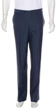 Canali Wool Dress Pants