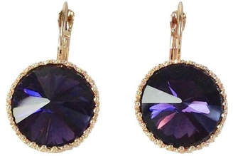 Swarovski GHome2 Purple Earrings