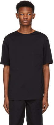 Lemaire Black Light Cotton T-Shirt