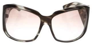 Gucci Striped Gradient Sunglasses Black Striped Gradient Sunglasses