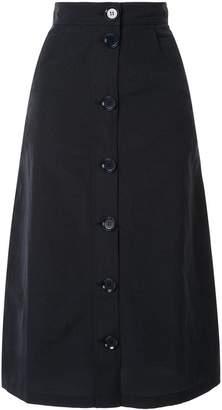 Christian Wijnants high-waisted button front skirt