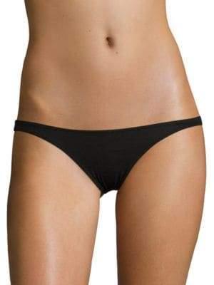 Elita Low-Rise Cotton Bikini Panties