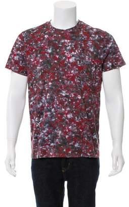 Moncler Printed Crew-Neck T-Shirt