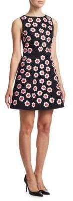 Alice + Olivia Lindsey Embellished Dress