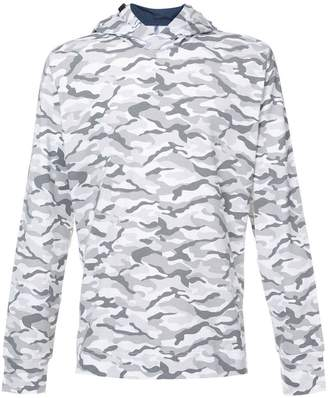 Eton Engineered For Motion hooded T-shirt