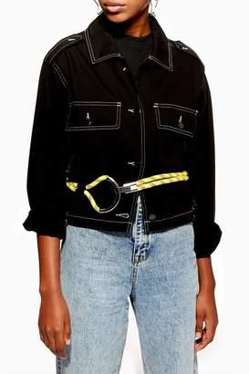 Topshop Bungee Cord Belt