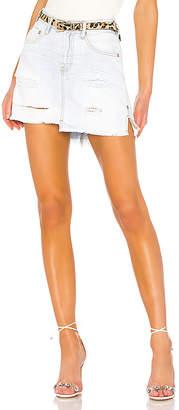 One Teaspoon 2020 Mini High Waist Skirt.