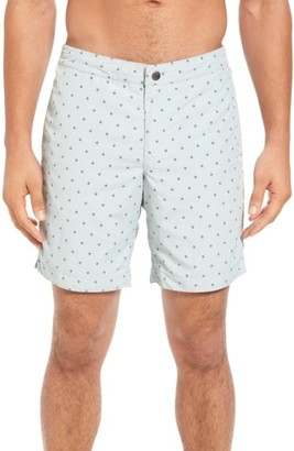 Men's Boto Aruba Tailored Fit 8.5 Inch Board Shorts $69 thestylecure.com