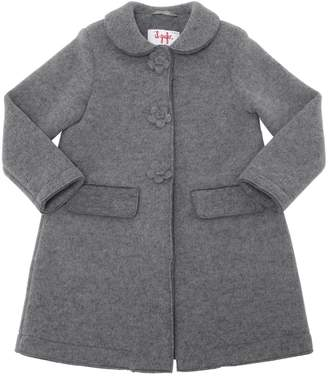 Il Gufo Virgin Wool Blend Coat