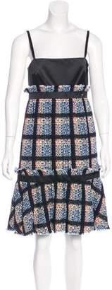 Chanel Tweed Sleeveless Dress w/ Tags