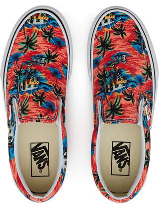 Vans Classic Slip-On Platform Sneaker