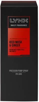 Lynx Daily Fragrance Adrenaline Iced Musk & Ginger 100ml