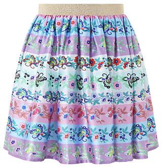 Monsoon Daphne Butterfly Skirt