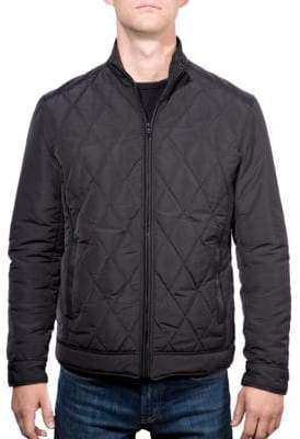 Ungaro Urban Tech Diamond Quilted Jacket