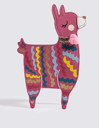 Marks and Spencer Kid's Llama Cross Body Bag