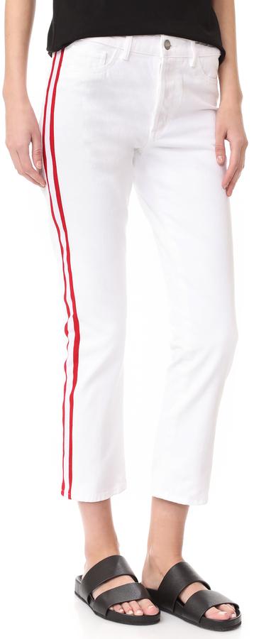 Siwy Anita Lane Crop Straight Jeans