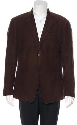 Billy Reid Felted Sport Coat