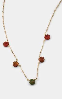 Eliza J Brinker & Women's Second Skin Necklace - Gold