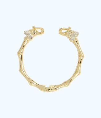 Lilly Pulitzer Glam Elephant Bracelet
