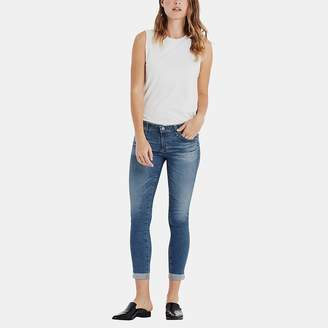 AG Jeans Stilt Roll-Up Skinny Jean in 12 Years Canyon