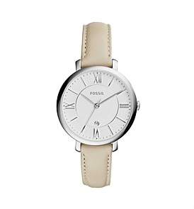 Fossil Jacqueline White Watch