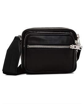 Alexander Wang Attica Soft Black Lg Crossbody Bag