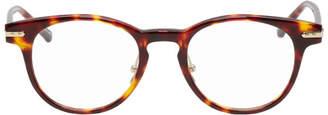 Linda Farrow Luxe Tortoiseshell 25 C2 Glasses