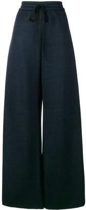 ADAM by Adam Lippes drawstring wide-leg trousers