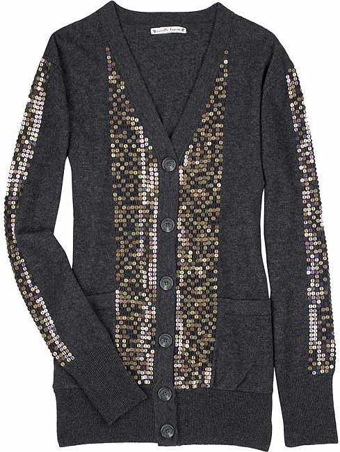 Nanette Lepore Symphony sequinned cardigan