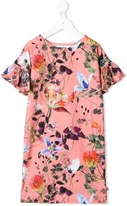 Molo floral print T-shirt dress