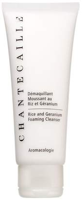 Chantecaille Rice and Geranium Foaming Cleanser