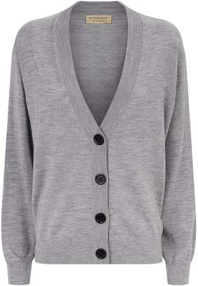 Burberry Knitted Cardigan
