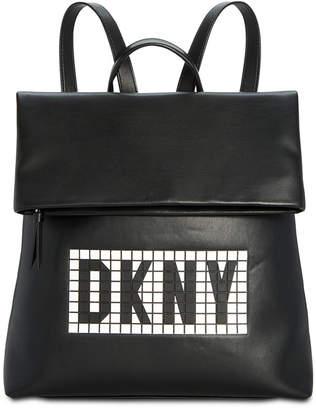 DKNY Tilly Tile Logo Backpack, Created for Macy's