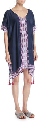 Seafolly Moonflower Printed Coverup Kaftan