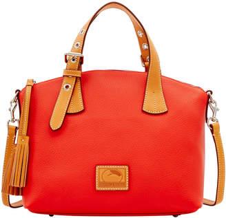 Dooney & Bourke Patterson Leather Trina Satchel