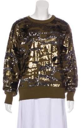Isabel Marant Sequin Embellished Sweater
