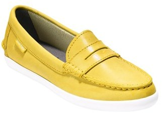 Women's Cole Haan 'Pinch' Penny Loafer $130 thestylecure.com