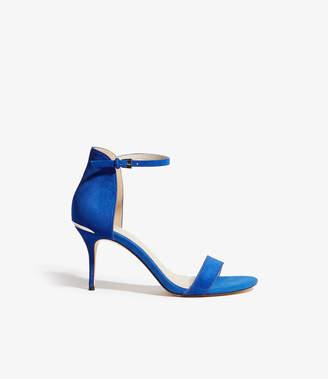 Karen Millen Heeled Strappy Sandals