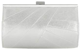 Coast Silver Shimmer 'Charis' Clutch Bag