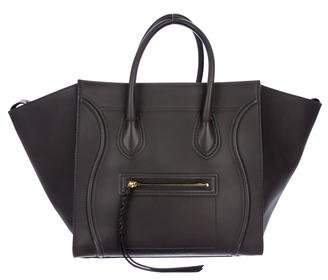 Celine Medium Luggage Phantom Tote