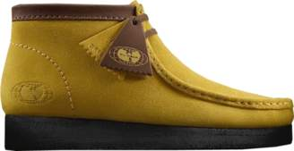 Clarks Wallabees Wu-Tang 36 Chambers 25th Anniversary Yellow