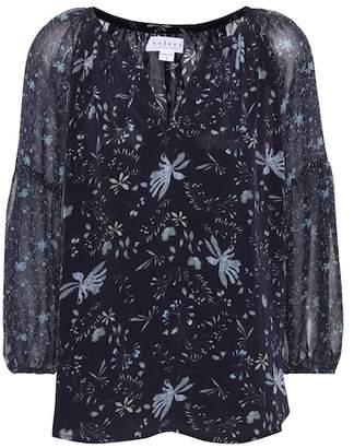 Velvet Kandee floral-printed blouse