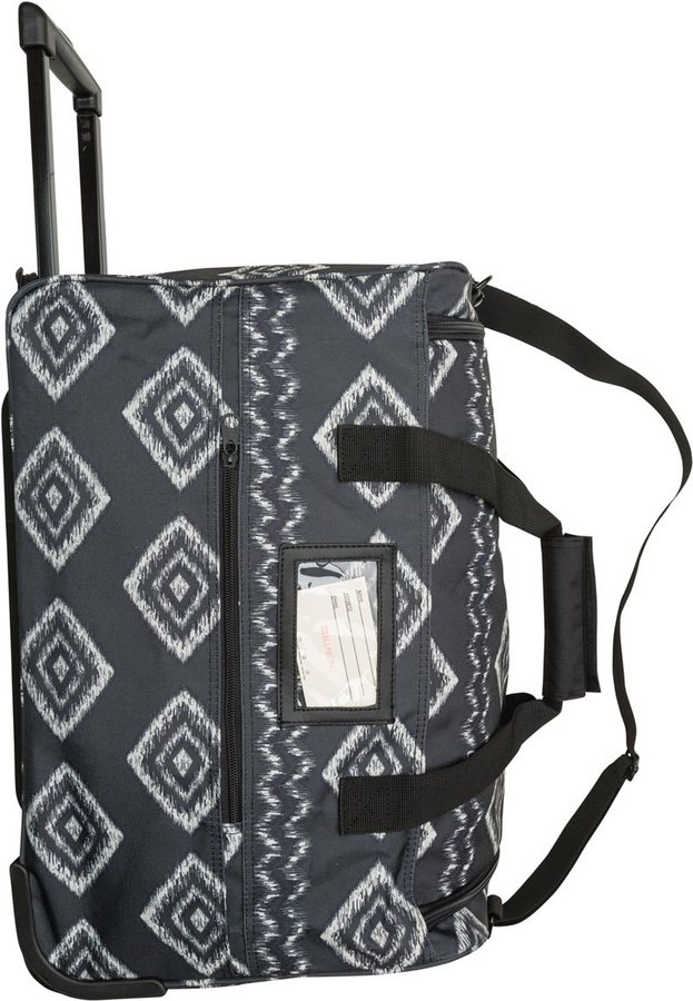 Billabong World Clouds Carry Roller Bag