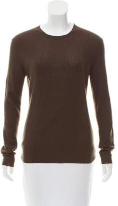 Michael Kors Cashmere Rib Knit Top