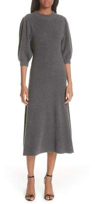 Milly Cashmere Sweater Dress
