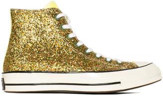 Converse x JW Anderson Glitter Chuck 70 HI Sneaker