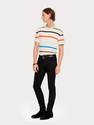 Scotch & Soda Colourfully Striped Tee