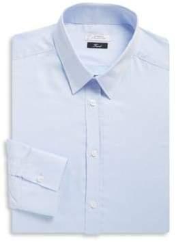 Versace Cotton Twill Dress Shirt
