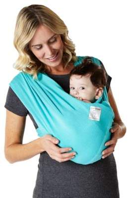 Baby K'tan Breeze Extra Small Baby Carrier in Teal